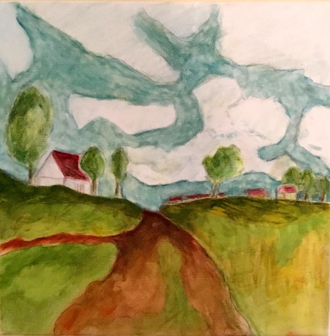 Clouds #9